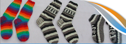 Manufacturer, Wholesaler & Exporter of woolen, silk products from